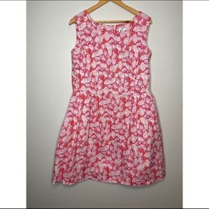 Lilly Pulitzer Vintage Scallop Shell Summer dress